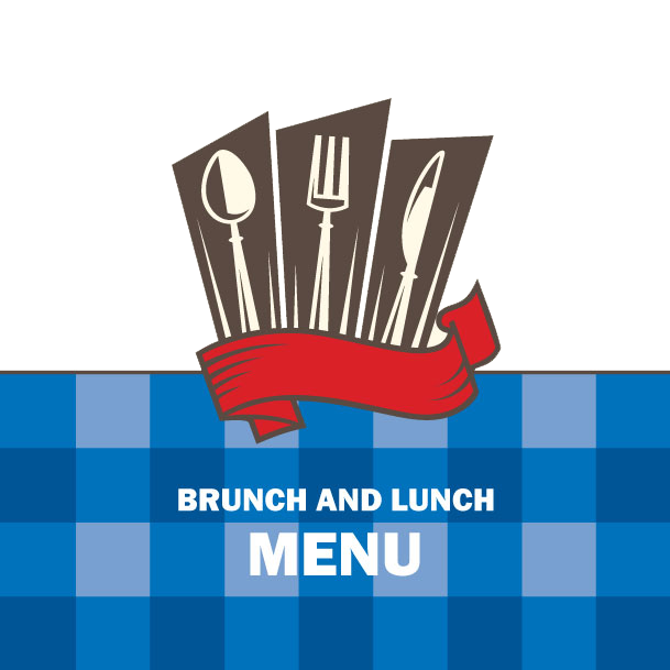 brunch and lunch menu